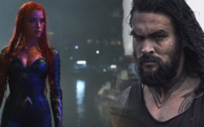 First Look At Mera and Arthur Curry In New 'Aquaman' Set Image