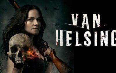 Van Helsing SDCC Cast and Crew Interviews