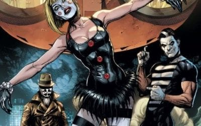 Doomsday Clock #6 Review
