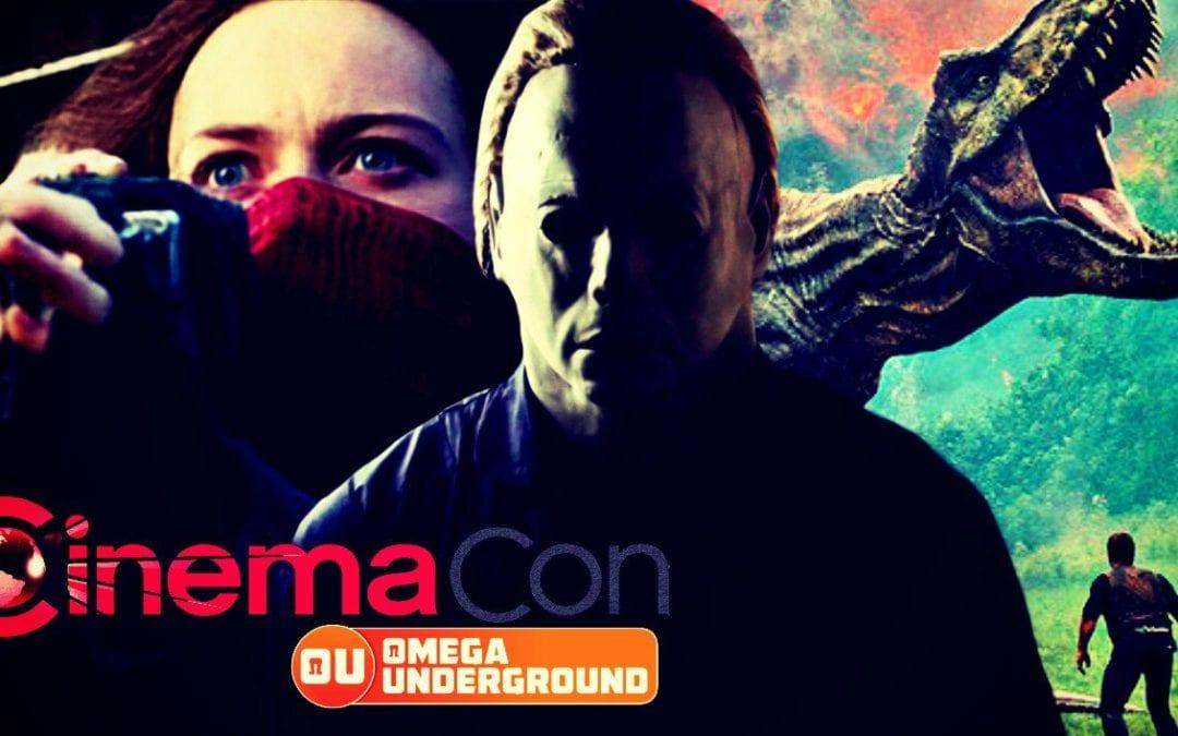 CinemaCon 18: Universal Studios Panel