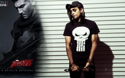 Producer Adi Shankar Jumps To TV; Still Interested in Producing 'The Punisher' for Netflix?!