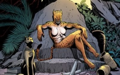 DC's Beach Blanket Bad Guy Summer Special Review