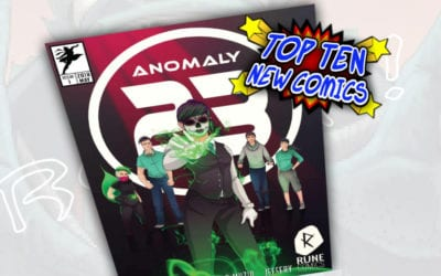 Anomaly 23: GenXGrownUp's Comic Sans Episode 15