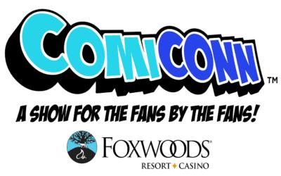 ComiConn 2018 Foxwoods Resort, Mashantucket, CT
