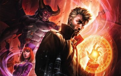 Constantine: City of Demons Coming to Blu-Ray/Digital HD