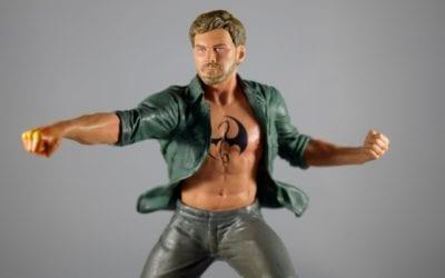 Diamond Select Marvel Gallery Iron Fist Netflix Series Statue Review