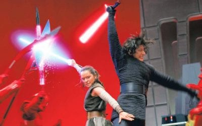 RUMOR: 'Solo' and 'Rogue One' Stunt Coordinator Might Be Joining 'Star Wars: Episode IX'
