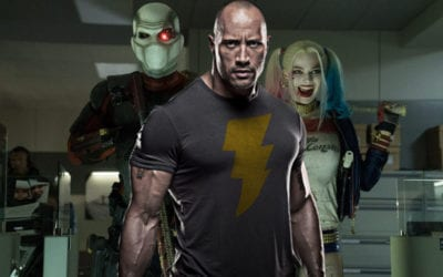 RUMOR: Dwayne Johnson's 'Black Adam' Expected To Be Introduced in 'Suicide Squad 2'?