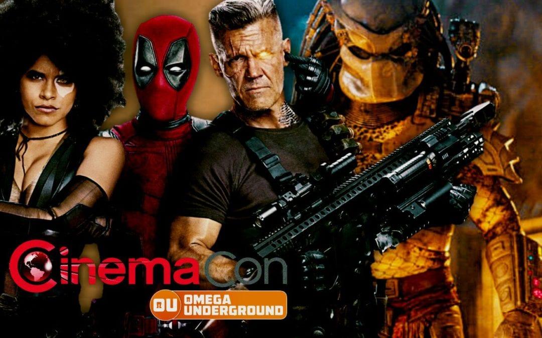 CinemaCon 18: 20th Century Fox Panel