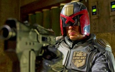 'Judge Dredd' Series 'Mega-City One' Has Pilot Written and Two Years Worth of Plot