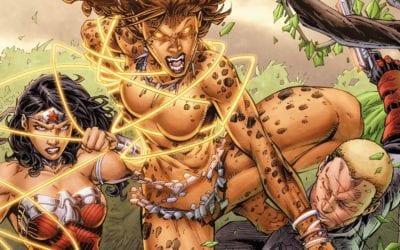 Cheetah Set To Appear in 'Wonder Woman 2'; Chris Pine Returning as Steve Trevor?