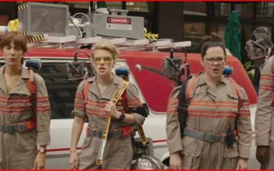 Diversity Aboveground: New Ghostbusters Info