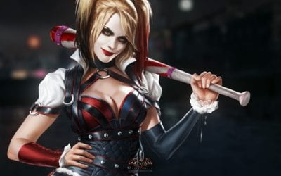 GAME STUFF: The Storyline for Harley Quinn's DLC in Arkham Knight Revealed