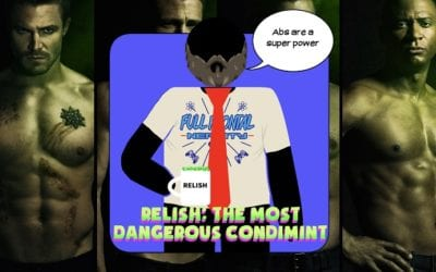 Hard At Work Episode #71: Relish: The Most Dangerous Condiment