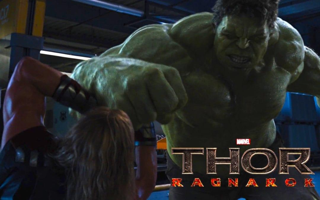 RUMOR: Hulk Is Headed To Asgard In 'Thor: Ragnarok'