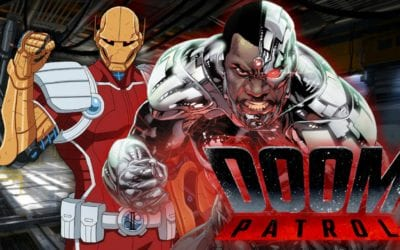 EXCLUSIVE: 'Doom Patrol' Audition Tapes For Cyborg Reaffirms Robotman and The Chief; Feature Film Dead?