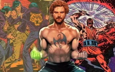 The Golden Tiger Gang Being Teased As Villains For 'Iron Fist' Season 2