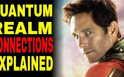 How Marvel's Quantum Realm Actually Works