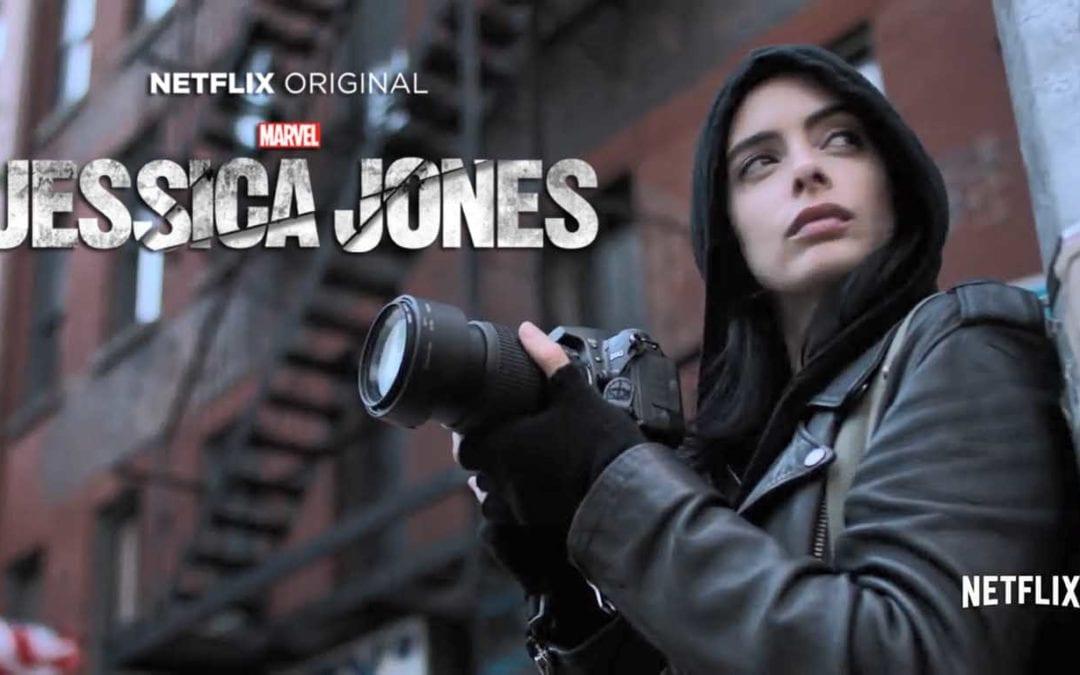 TRAILER: She's Back With a Sarcastic Attitude in 'Jessica Jones' Season 2