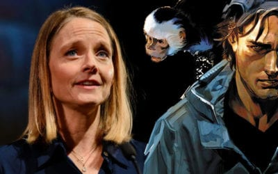 Actress Jodie Foster Courted For 'Y: The Last Man' TV Series