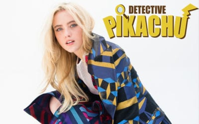 'Big Little Lies' Star Kathryn Newton Cast as the Female Lead in 'Detective Pikachu'
