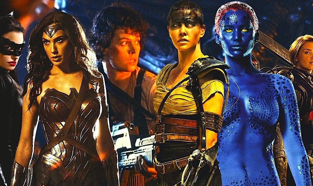 Diversity Aboveground: More Action Films Starring Females!