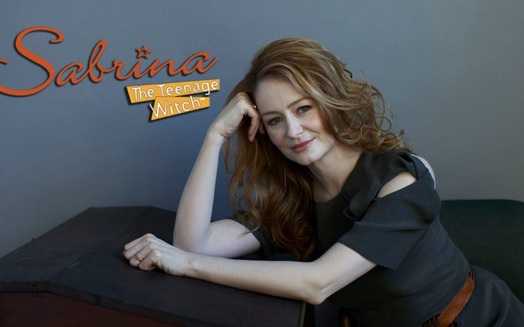 Netflix's 'Sabrina' Casts Miranda Otto as Her Strict Aunt Zelda