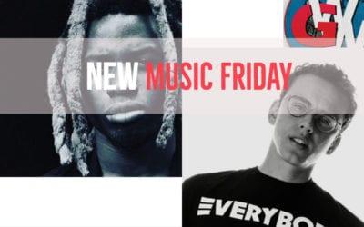 #NewMusicFriday 7-27-18