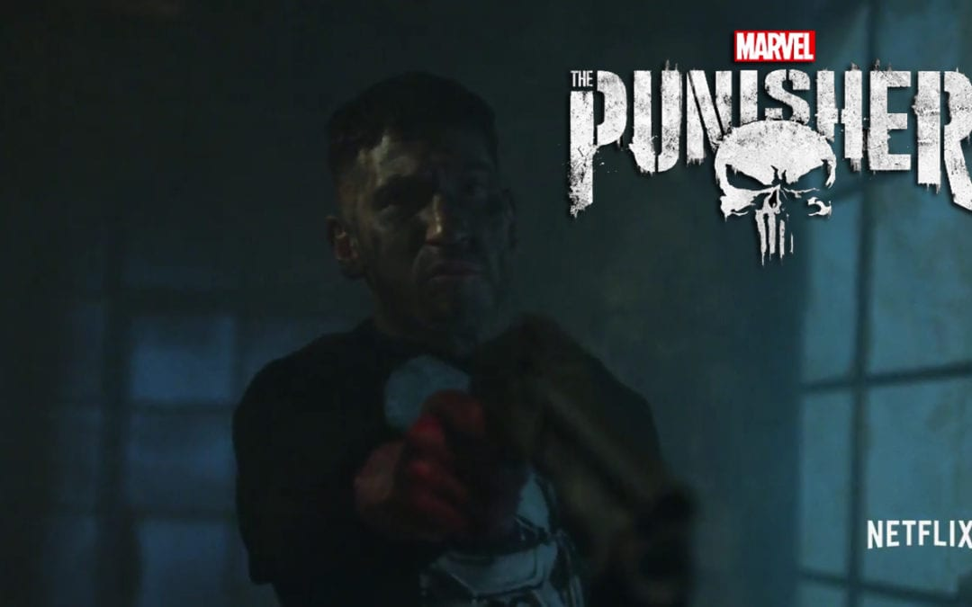 TRAILER: Frank Castle Discovers More About His Past in 'The Punisher'