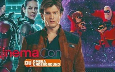 CinemaCon 18: Walt Disney Panel