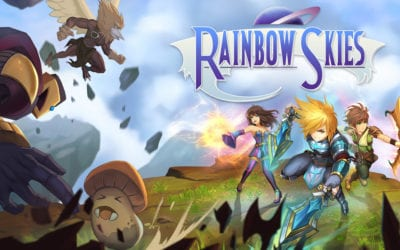 Rainbow Skies for PS4 Review