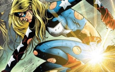 SDCC 18: DC Universe Developing a 'Stargirl' Live-Action Series
