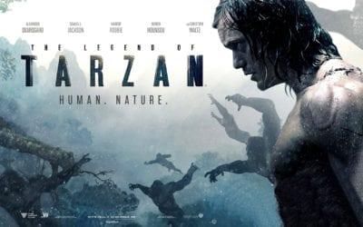 'The Legend of Tarzan' (2016) Film Review