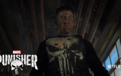 TRAILER: 'The Punisher' Is Out For Blood