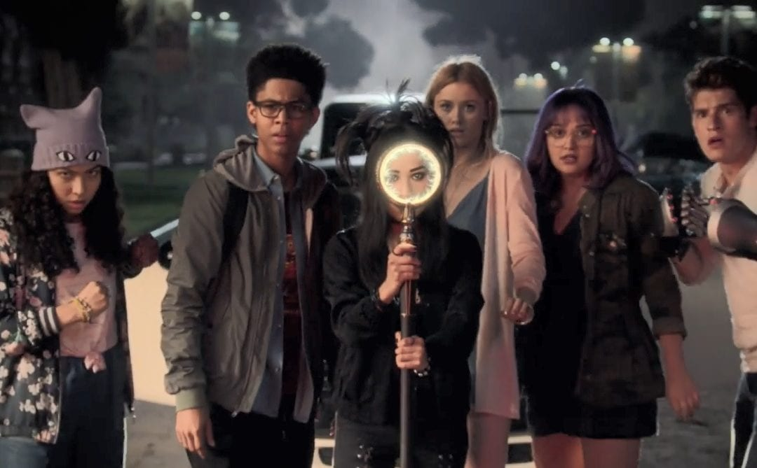 TV SERIES REVIEW: Marvel and Hulu's 'The Runaways'