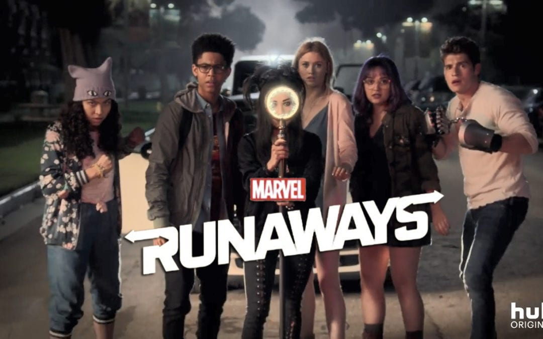 TRAILER: Marvel's 'The Runaways' Discover The Secrets To Their Powers