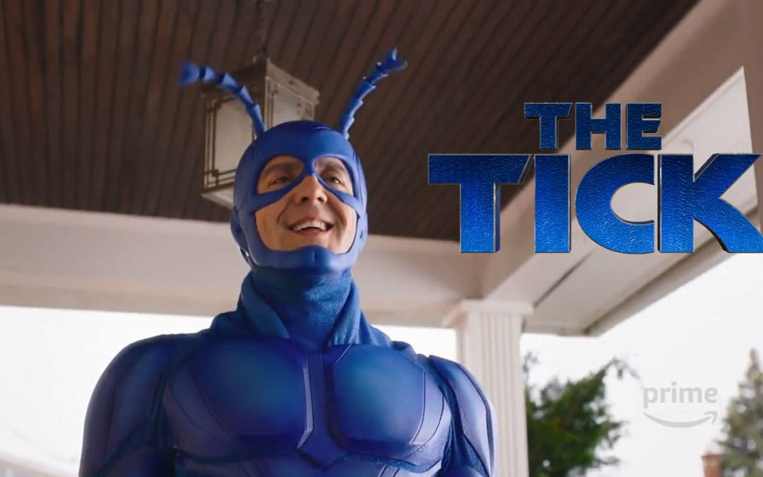 TRAILER: An Unlikely Hero Emerges as 'The Tick'