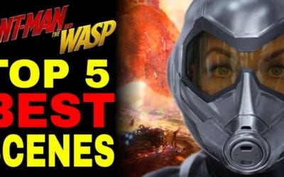 Ant-Man and the Wasp: Top 5 Best Scenes