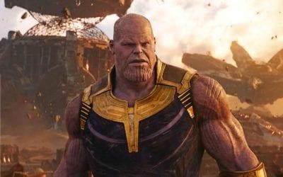 Avengers Infinity War Blu-Ray Review