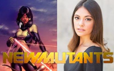 CONFIRMED: Blu Hunt Cast as Danielle Moonstar in 'X-Men: New Mutants'