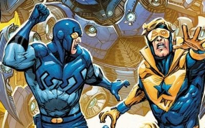 DC Comics Moving Forward With a 'Booster Gold/Blue Beetle' Team-Up Movie?