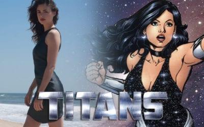 RUMOR: Conor Leslie Joins 'Titans' as Wonder Girl?