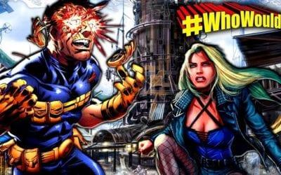 #WhoWouldWin: Cyclops vs. Black Canary