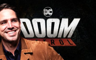 DC Comics Orders 13-Episode 'Doom Patrol' Live-Action Series For Streaming Service