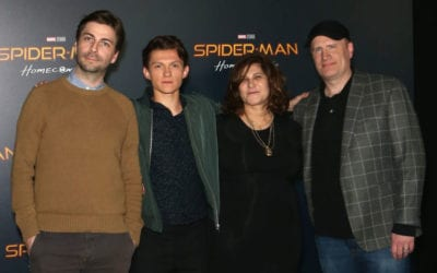 Sony Producer Amy Pascal Says 'Venom' and 'Silver & Black' Exist in the Same Universe