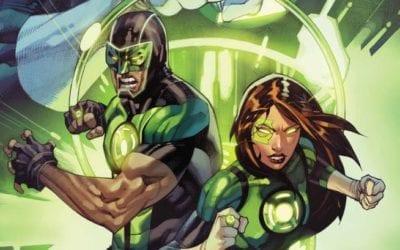 Green Lanterns #52 Review