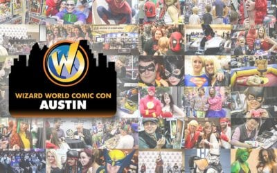 Peter Capaldi & Pearl Mackie, Jon Heder, Henry Winkler Among Top Celebrities Scheduled To Attend Wizard World Comic Con Austin