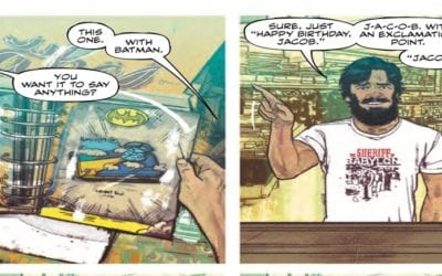 Mister Miracle #10 Review