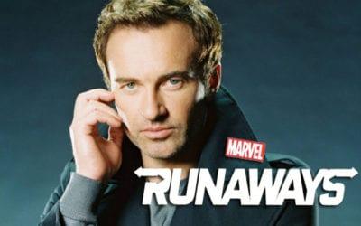 Marvel's 'The Runaways' Wraps Filming in October; Julian McMahon Joins Cast
