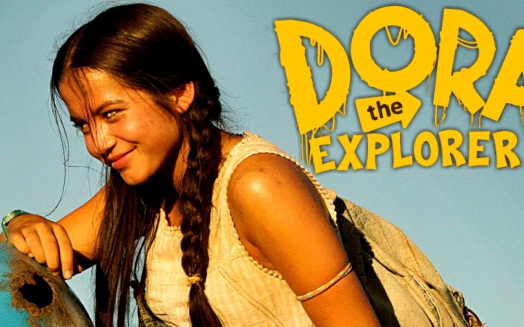 Paramount's 'Dora The Explorer' Movie Will Shoot August-November In Australia